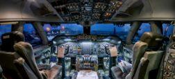 مجموعه عکس های زیبایی که نشان می دهند کابین خلبان بهترین دفتر کار دنیا است