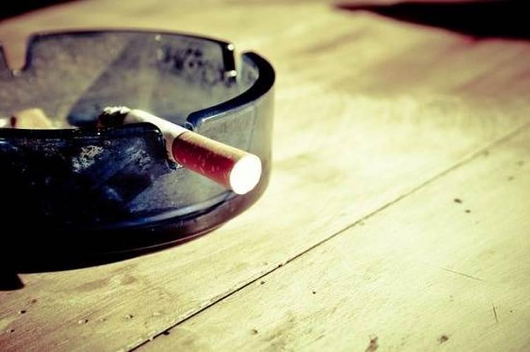 cigarette-and-ash-tray