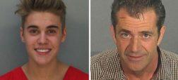 ۱۱ تصویر به یاد ماندنی از چهره های مشهور که در اداره پلیس و پس از بازداشت از آن ها گرفته شده است