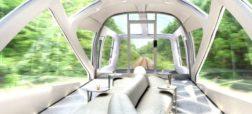 با «شیکی-شیما» لوکس ترین و مدرن ترین قطار جهان آشنا شوید