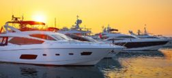 yachts-sunset