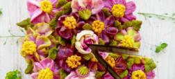 شیرینی فروش آلمانی که کیک هایی گیاهی و بسیار زیبا خلق می کند