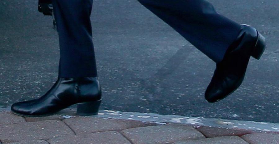 کفش های پاشنه بلند در حال ورود به دنیای مد و پوشاک مردانه هستند