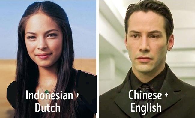 چین+انگلیس / اندونزی+هلند