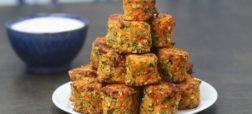 خوشمزه روز: لقمه های سوخاری سبزیجات [تماشا کنید]