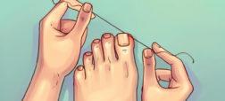 ۶ راهکار ساده که باعث خواهند شد ناخن ها و پاهای زیباتری داشته باشید
