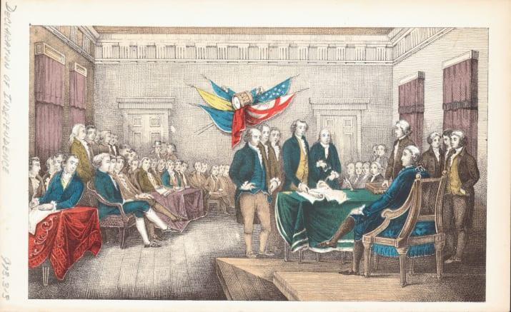 آمریکا حدود 241 سال قدمت دارد. با این حساب، شما تاکنون به اندازه 10 درصد از تاریخ آمریکا زندگی کرده اید.