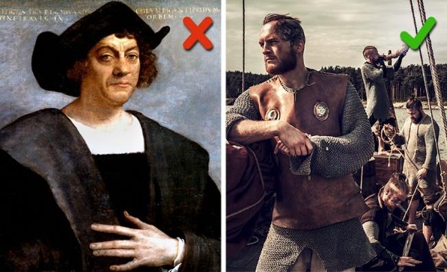 به همه ما در مدرسه آموخته اند که کاشف قاره آمریکا فردی به نام «کریستف کلمب» بوده که نخستین بار در سال 1492 این قاره پهناور را کشف کرده است. اما واقعیت این است که نخستین اروپایی هایی که به دنیای جدید سفر کرده بودند، وایکینگ ها بودند که در قرن 10 میلادی به این سرزمین رفته و نخستین ارتباط های ژنتیکی را نیز در آن جا شکل دادند.