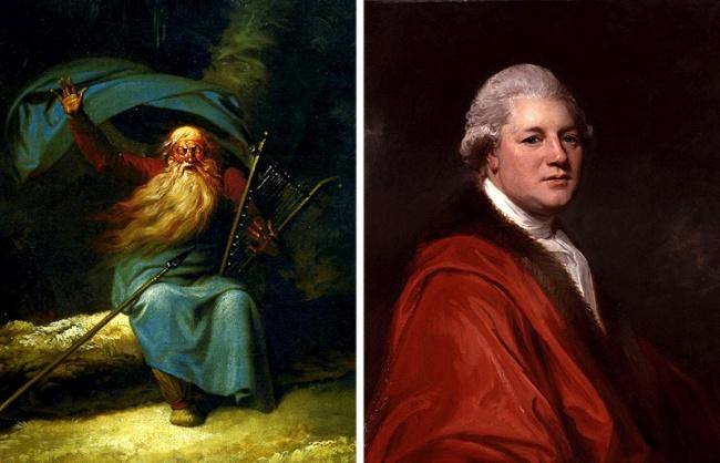 شاعر اسکاتلندی موسوم به «جیمز مک فرسون» برای ترجمه اشعار شاعر و قهرمان قرن سوم میلادی موسوم به اسیان از زبان «گی لیک» (بومی اسکاتلند) به انگلیسی شناخته شده است. اما وقتی از وی خواسته شد تا نسخه خطی اشعاری که ادعا می کند را نمایش دهد، وی از این کار امتناع کرده و گریخت. هنوز هم دست نویس های ادعا شده، یافت نشده و ماجرای اشعار اسیان نیز راز واره باقی مانده است.