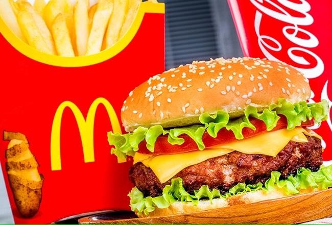 هر برگر مک دونالد می تواند حاوی گوشتی باشد که از بیش از 100 گاو مختلف تهیه شده است.