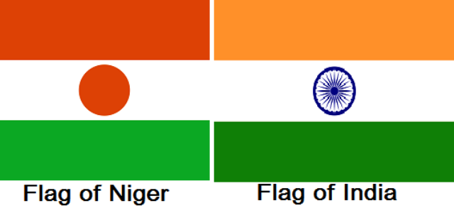 Indian-Flag-and-Niger-Flag-w750