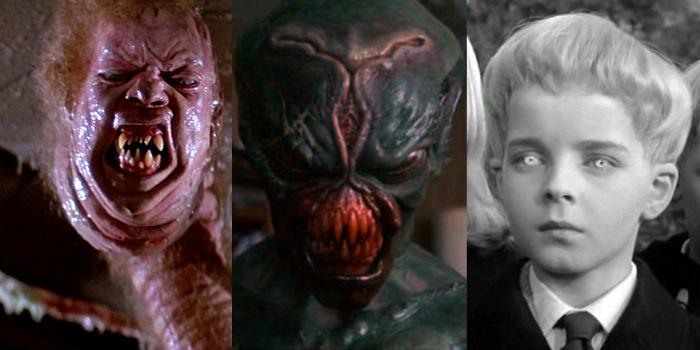 ۱۴ فیلم ترسناک مربوط به موجودات فضایی که دیدنشان خواب را از شما خواهد گرفت