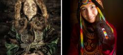 پروژه «چهره های جهان»؛ پرتره هایی کم نظیر از ساکنین سرزمین سرد و خشن سیبری