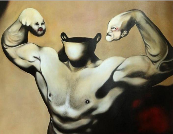 گالری گردی روزیاتو: از «مک دونالد تهرانی ها» تا «نمایشگاه نقاش ۲ ساله»