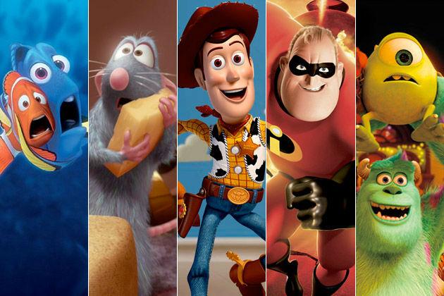 بیست سال خاطره؛ نگاهی به تمامی انیمیشن های تولید شده توسط استودیو پیکسار - روزیاتو