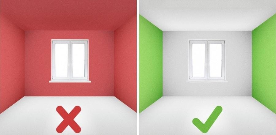 ۱۰ ترفند که می توانید با آن ها اتاق های کوچک را بزرگ تر جلوه دهید