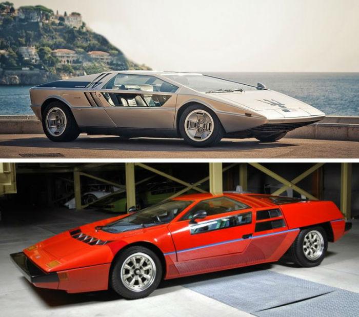 ۱۱ خودرو طراحی شده در دهه های ۱۹۷۰ و ۱۹۸۰میلادی که بسیار آینده نگرانه به نظر می رسیدند