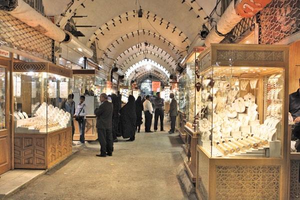 بازار-طلا-فروشی-یزد