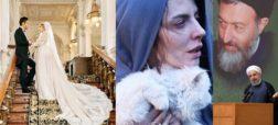 اینستاگردی هفتگی: از جشن عروسی «رضا قوچان نژاد» تا رگ خواب «لیلا حاتمی»