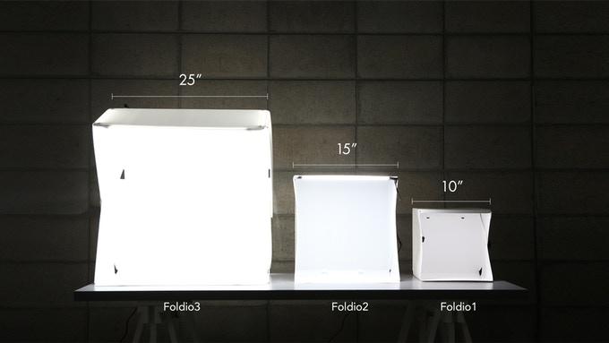 با Foldio3 آشنا شوید؛ استودیو قابل حمل برای خلق عکس های حرفه ای [تماشا کنید]