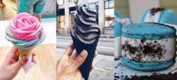 ۱۰ نمونه از بهترین و متفاوت ترین بستنی ها در سراسر دنیا