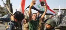 موصل آزاد شد؛ پاکسازی کامل شهر از تصرف نیروهای داعش
