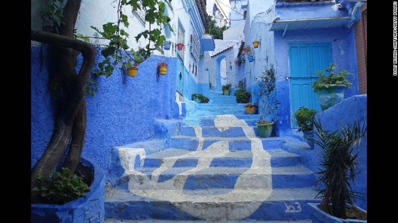 چیفچوئین، مراکش