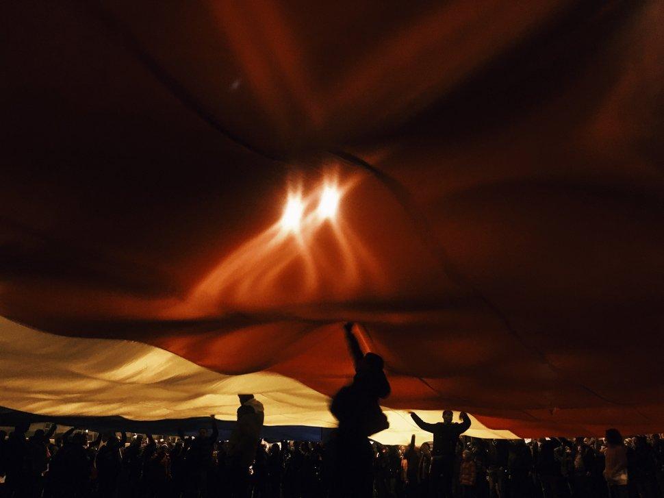 مقام دوم شاخه اخبار / رویدادها عکاس: Thea Mihu - سیبیو، رومانی مکان عکس: اعتراض علیه فساد اخلاقی در دستگاه های دولتی کشور رومانی