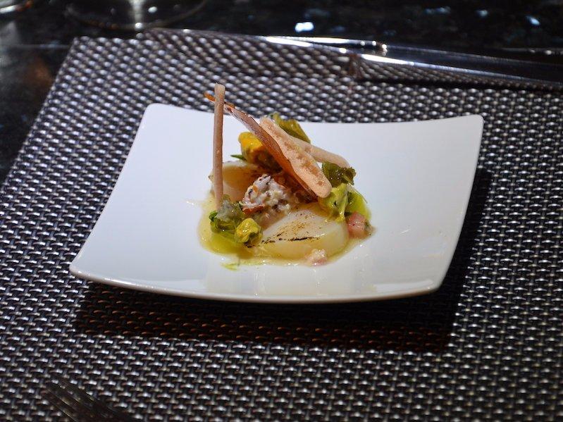 رستوران Kitchen Table by White به نشانی: آروبا، اورنجستاد، بلوار ایراسکوئین جی ای 266