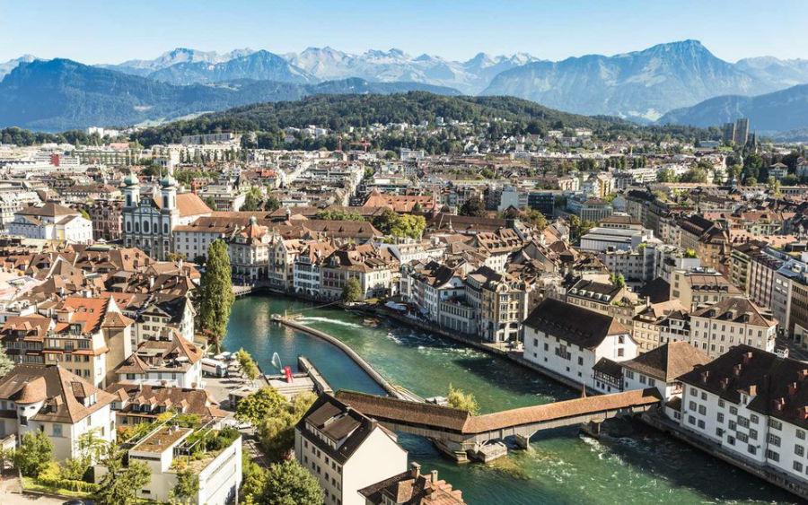 3-4-سوئیس: سفر به 156 کشور بدون نیاز به ویزا