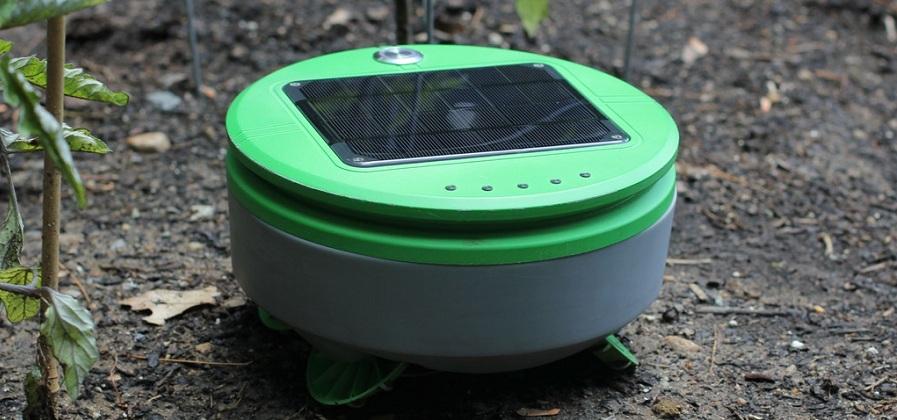 با ترتیل آشنا شوید؛ رباتی که به هرس کردن علف های هرز در باغچه می پردازد [تماشا کنید]
