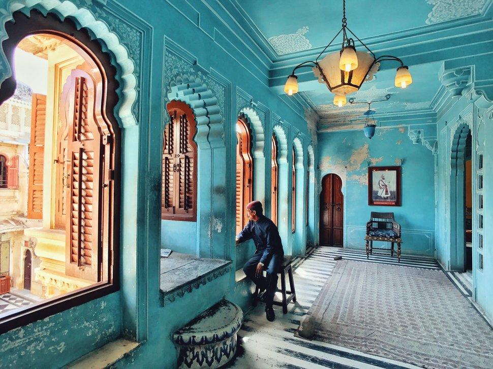 مقام سوم سال عنوان عکس: قصر شهر عکاس: Kuanglong Zhang - شنزن، چین آیفون: 7 مکان عکس: قصر شهر ادایپور