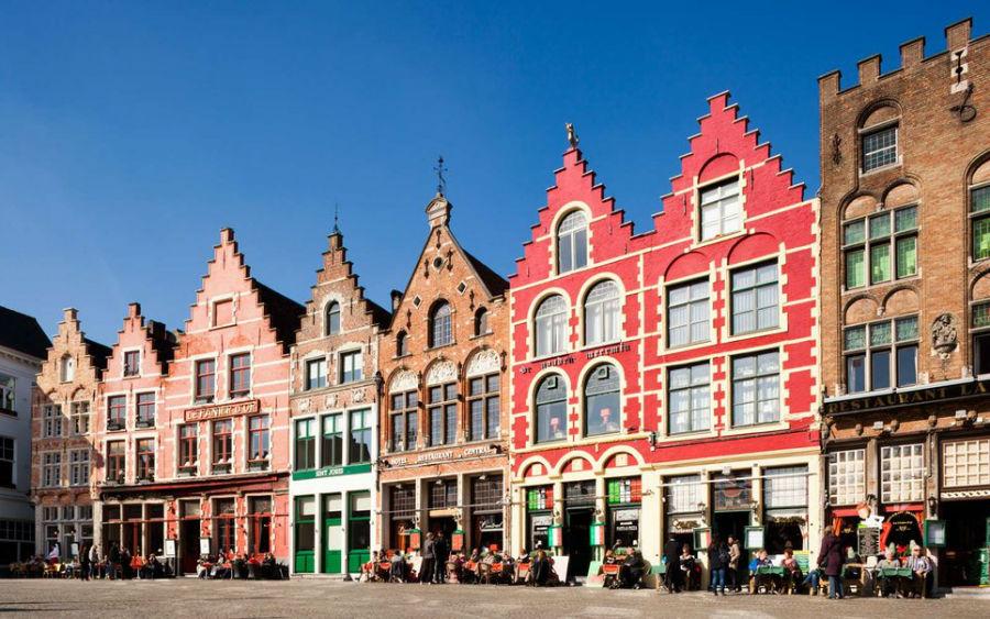 4-5-بلژیک: سفر به 155 کشور بدون نیاز به ویزا