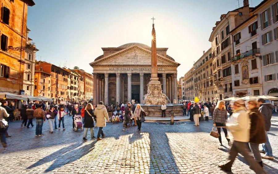 4-7-ایتالیا: سفر به 156 کشور بدون نیاز به ویزا