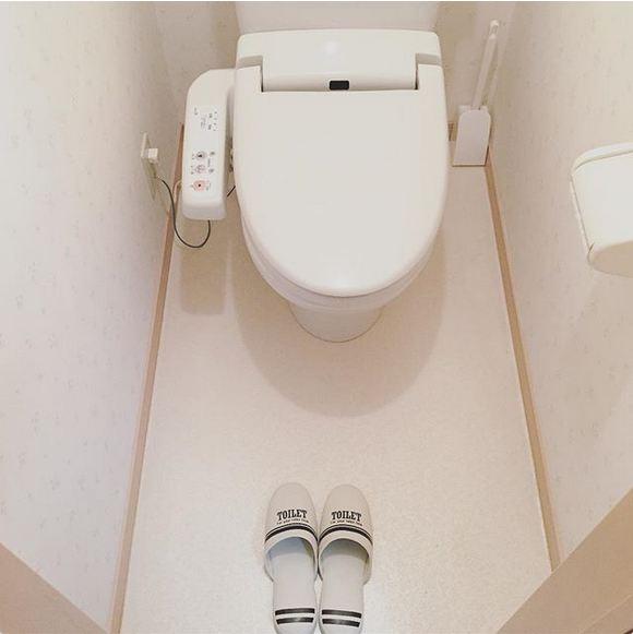 این ایده برای ما ایرانی ها جدید نیست زیرا در تمامی خانه ها، یک جفت دمپایی مخصوص سرویس بهداشتی وجود دارد. در ژاپن نیز همین گونه است و آن ها با دمپایی دستشویی در بقیه اتاق های خانه راه نمی روند.