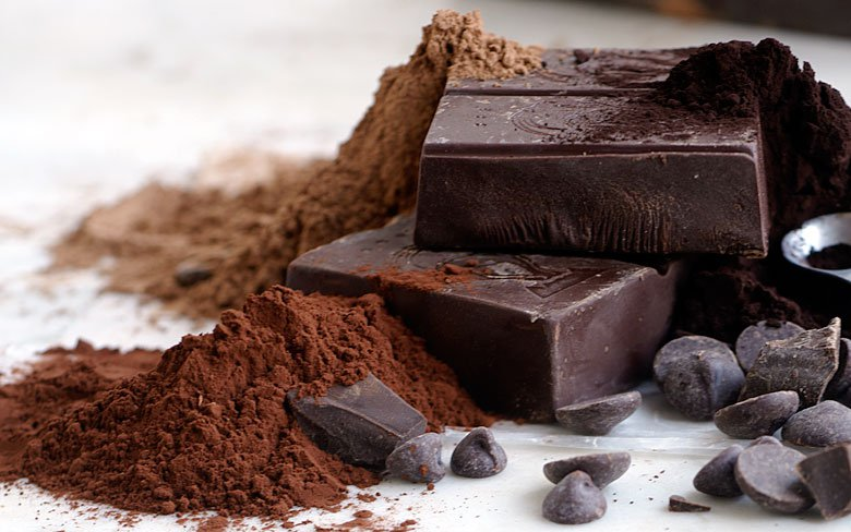 DarkChocolate-The-Benefits,شکلات تلخ