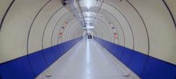 فیلم کوتاهی که معماری زیبای متروی شهر لندن را به تصویر کشیده است [تماشا کنید]