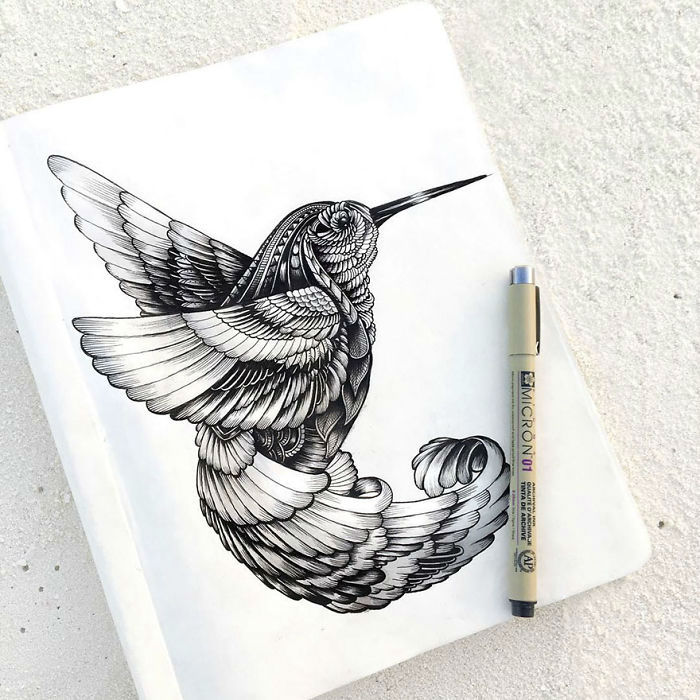 intricate-animal-drawings-faye-halliday-595391d73f8e3__700-w700