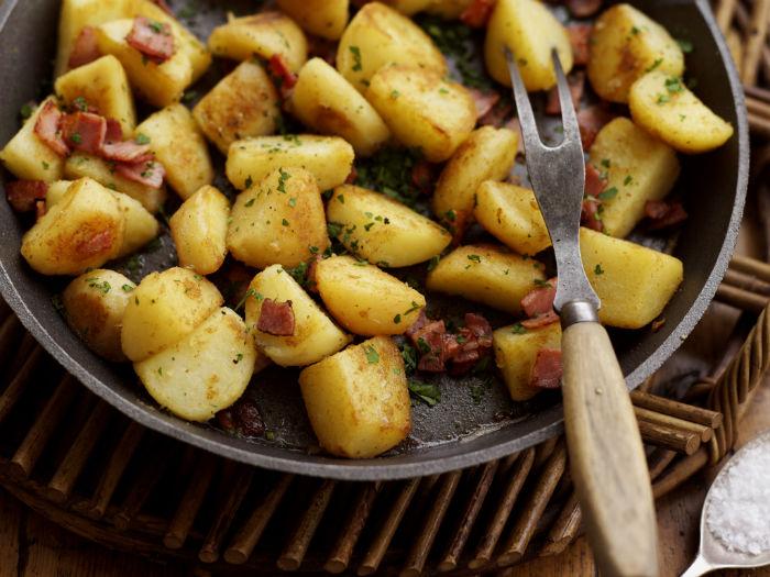 pan-fried-potatoes-w700, مرگ زودرس
