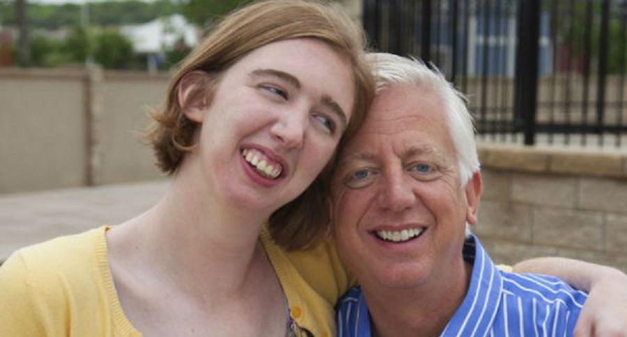 ساخت شهربازی ۵۱ میلیون دلاری توسط پدر برای دختر معلولش