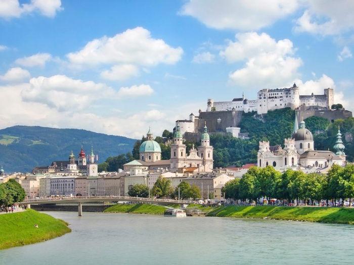ارزان ترین اقامت هایی اروپایی | اتریش