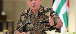 ویدیویی جالب از حضور پادشاه اردن در تمرینات نیروهای ویژه ارتش کشورش [تماشا کنید]