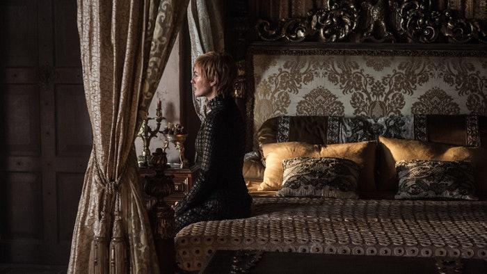 اپیزود پنجم فصل هفتم سریال بازی تاج و تخت | بارداری سرسی