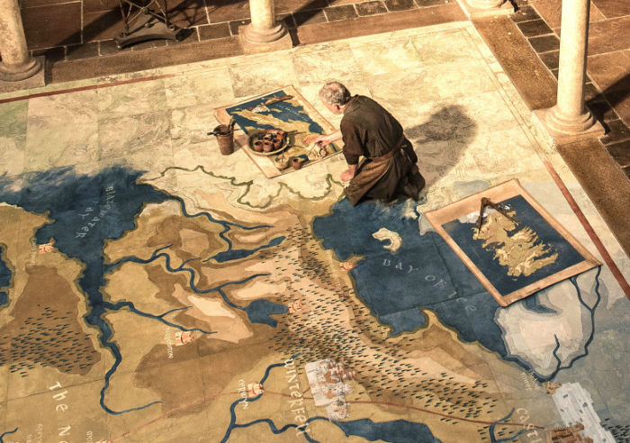هر آنچه که باید در مورد لوکیشن های مهم فصل هفتم سریال «بازی تاج و تخت» بدانید