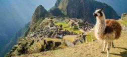 نگاهی به جاذبه های باستانی و طبیعی پرو از فراز آسمان [تماشا کنید]