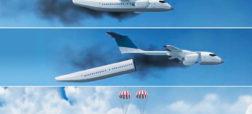 ویدیویی جالب از کابین هواپیمایی با قابلیت جدا شدن که جان مسافران را نجات خواهد داد [تماشا کنید]