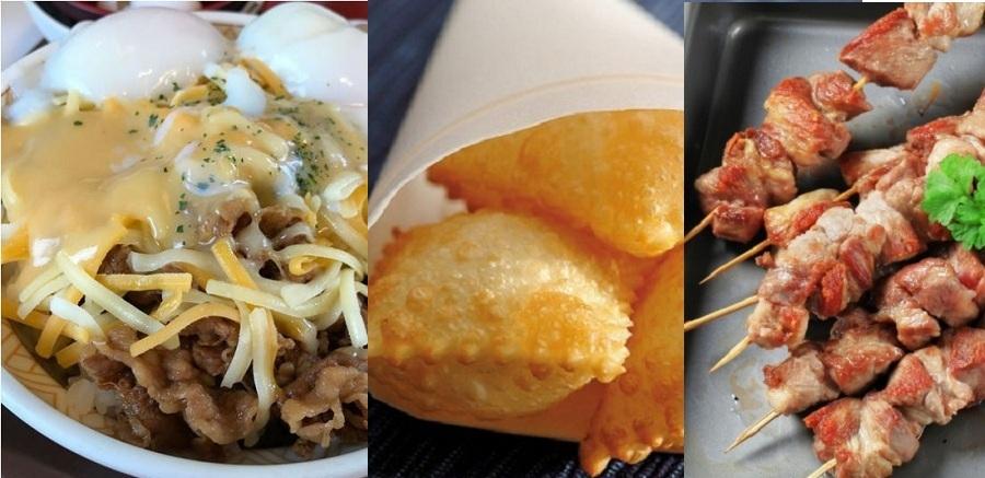 با محبوب ترین غذاهای خیابانی در سراسر دنیا آشنا شوید