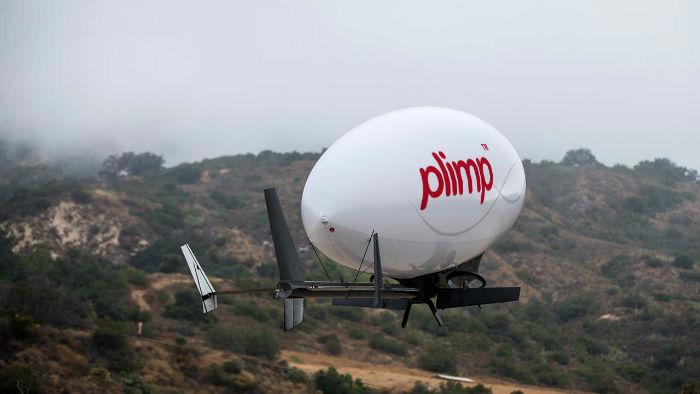 پلیمپ؛ بالن هوایی شبیه هواپیما که امکان سقوط آن صفر خواهد بود