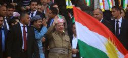 مقامات اقلیم کردستان عراق از رأی قاطع مردم این منطقه به جدایی از عراق خبر می دهند
