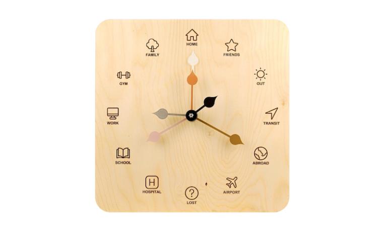 با این ساعت می توانید ببینید که همسر یا فرزندانتان کجا هستند [تماشا کنید]